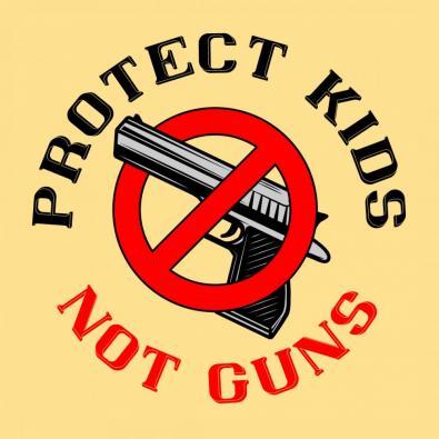 Protect Kids Vector Art Design