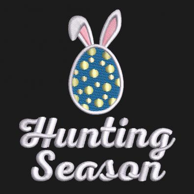 Cre8iveSkill Embroidery Design Easter Hunting