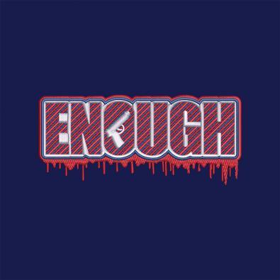 Enough Embroidery Design