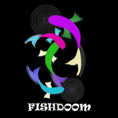 Fishdom  Fish Vector Art Design