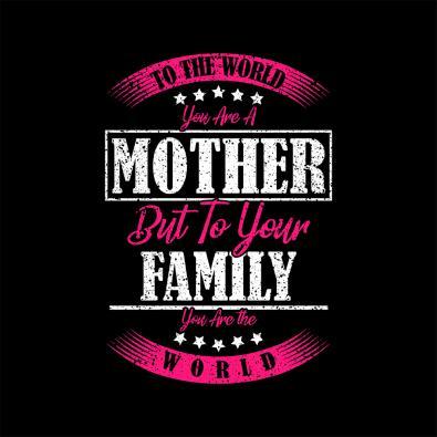 Mothers day Vector Art Design