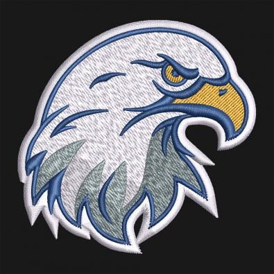 Cre8iveSkill's Embroidery Design Mighty Eagle