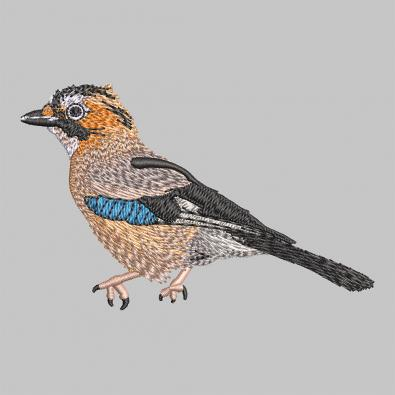 Cre8iveSkill's Embroidery Design Baby Sparrow