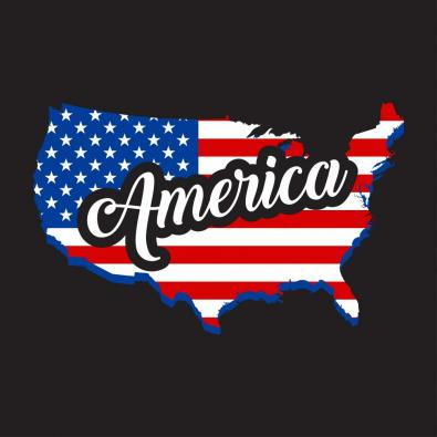 USA American Flag Cre8iveskill