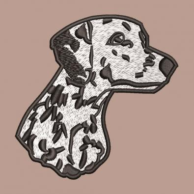 free Embroidery Design Dalmatian Dog - Cre8iveSkill