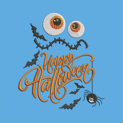 Halloween Eye-Cre8iveSkill