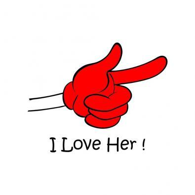 LOVE HIM & LOVE HER