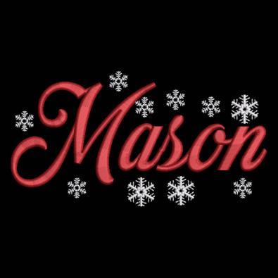 Mason Merry Christmas