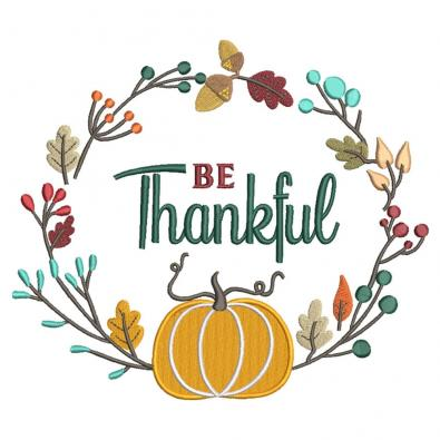 Thankful Festivities