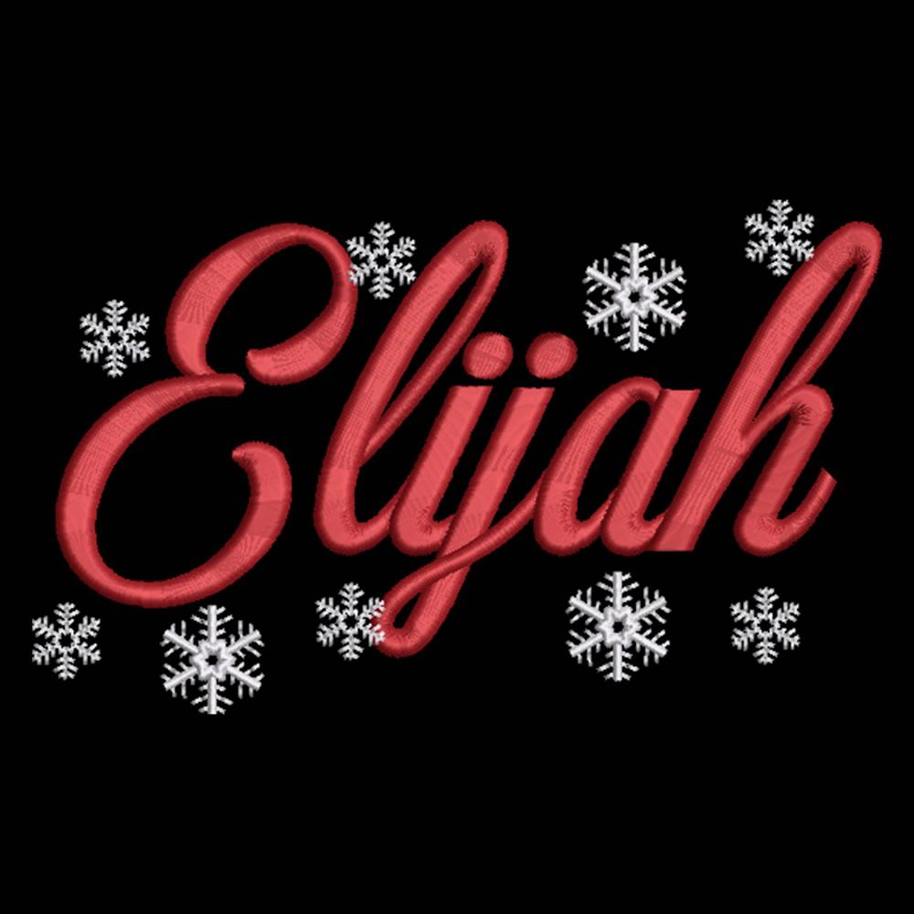 Elijah Merry Christmas