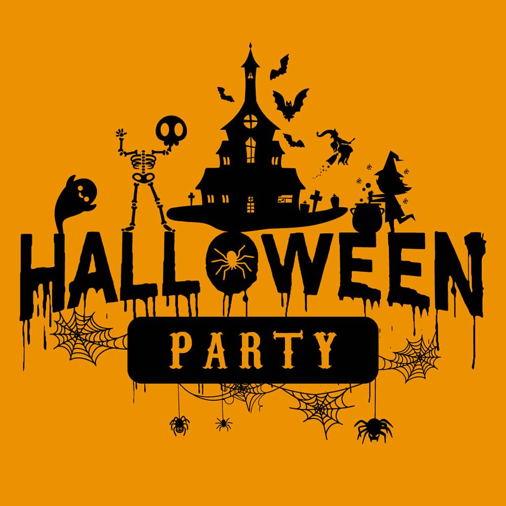 Halloween Creepy Party