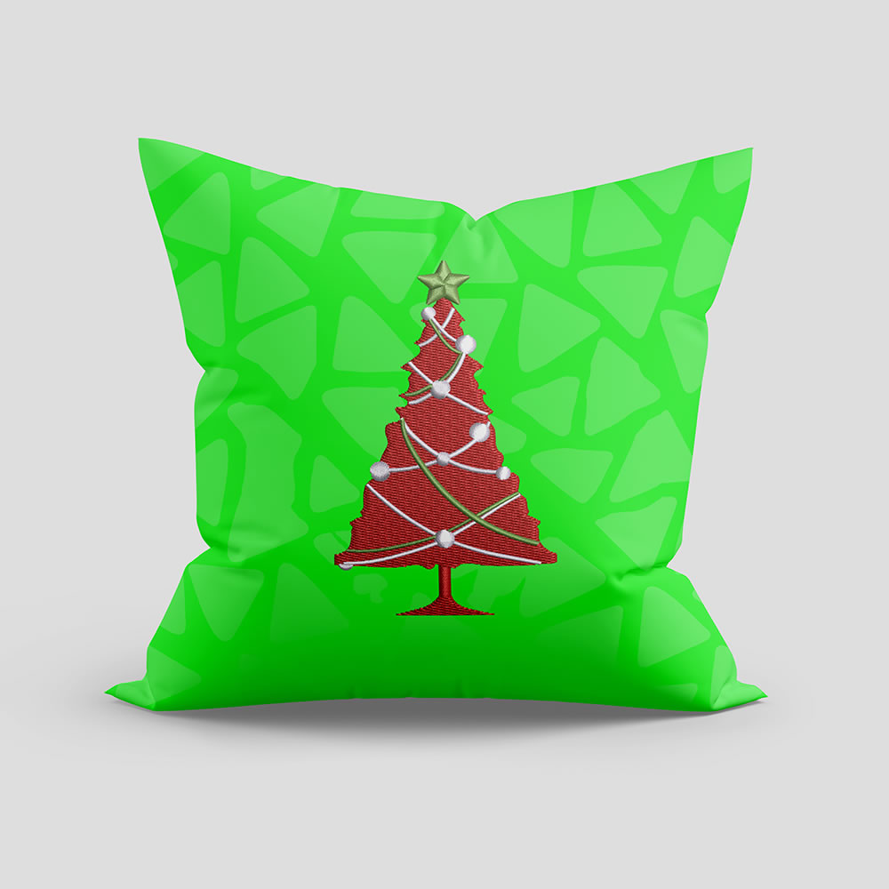 Digitized Christmas Tree Mockup1