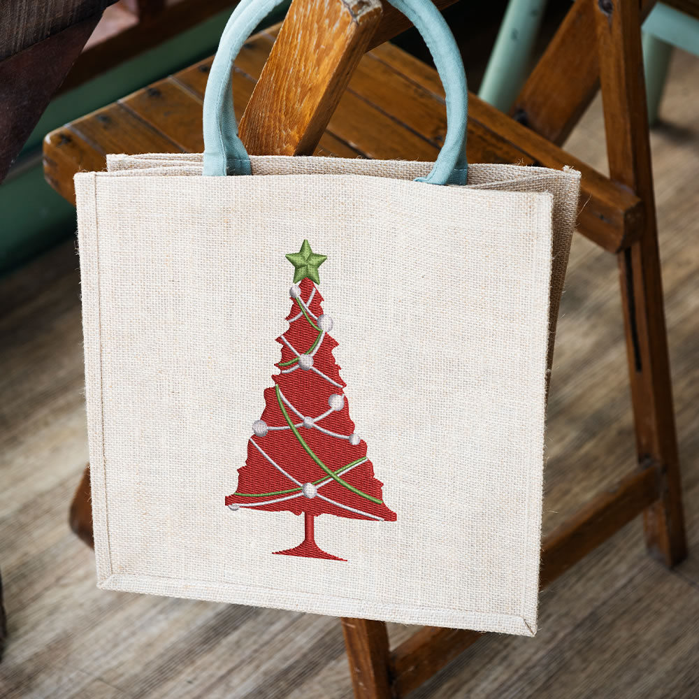 Digitized Christmas Tree Mockup3