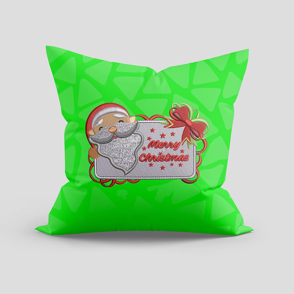 Digitized Santa with Board Mockup1