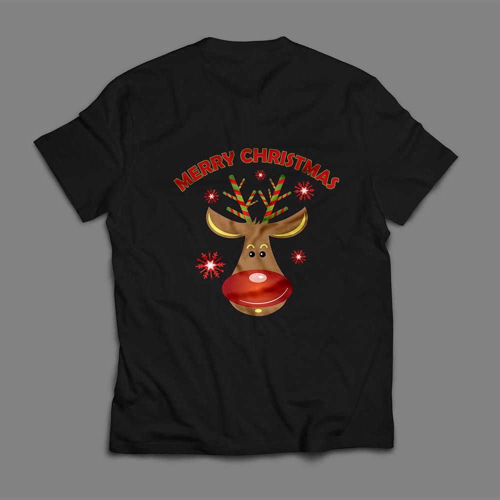 Reindeer Mockup4