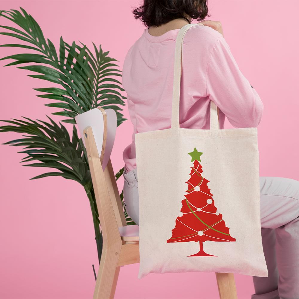 Christmas Tree Vector Art Mockup1