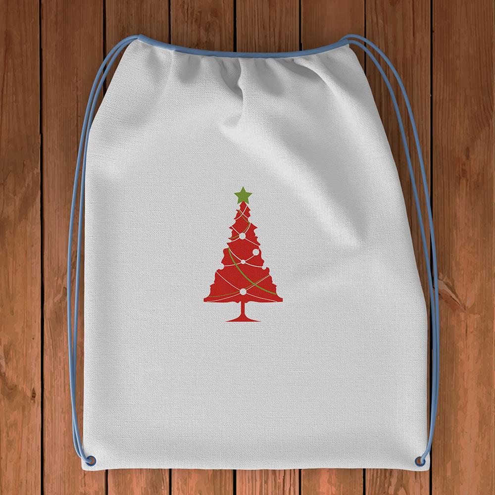 Christmas Tree Vector Art Mockup4