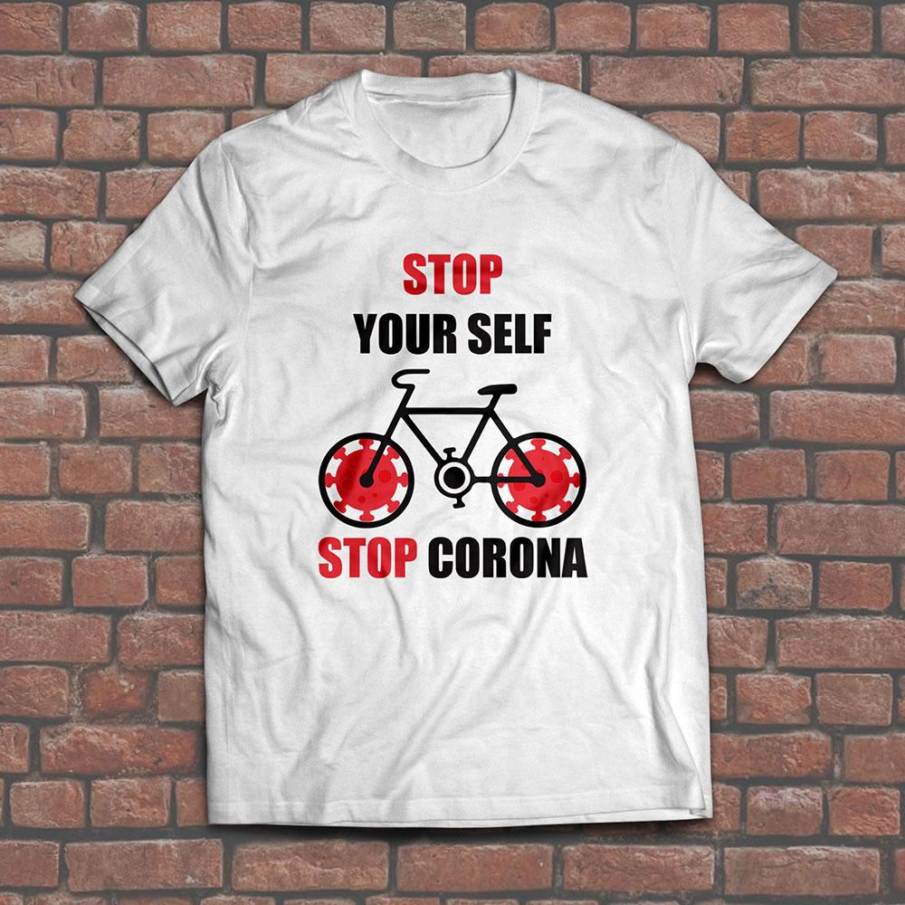 Stop Your Self Stop Corona