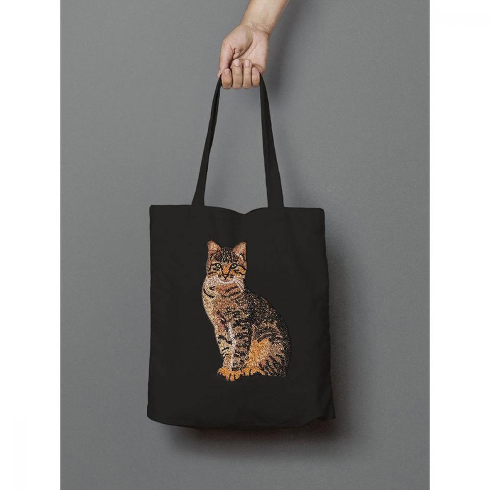 Cat DIgital Embroidary