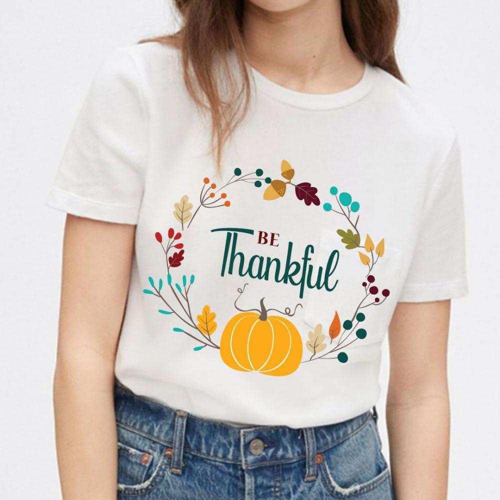 Be Thankful Vector Art T-shirt