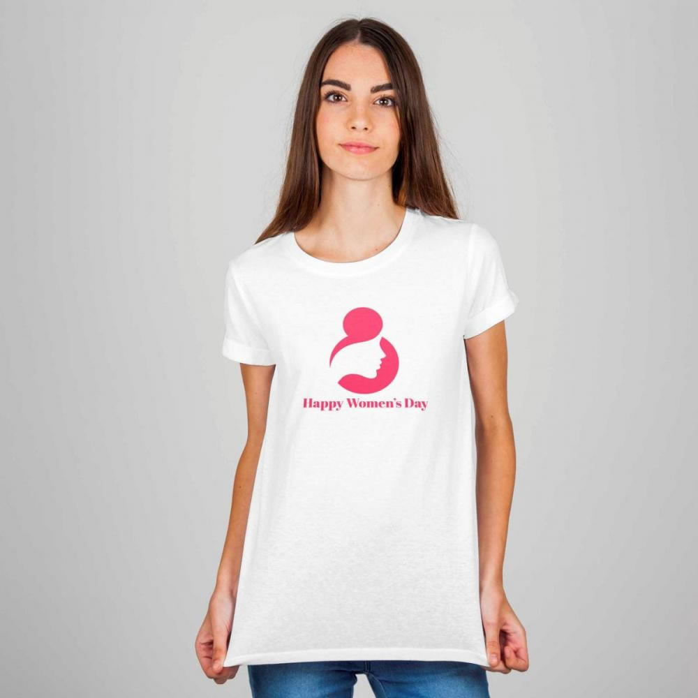 Womens Day Vector T-shirt