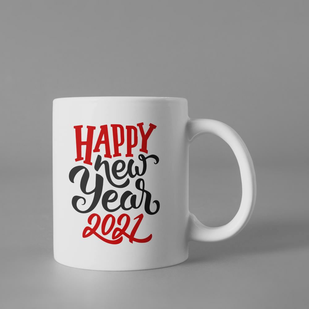 Vector art: New year Design Cup