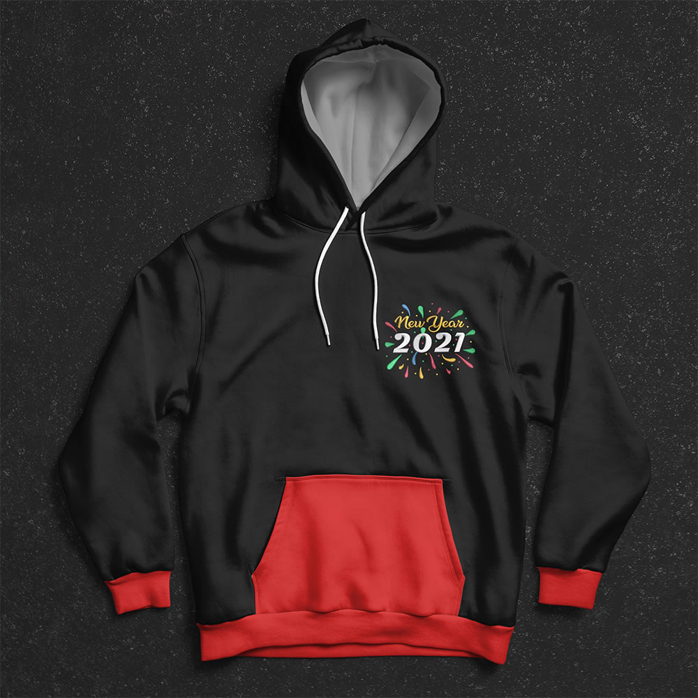 Wishing happy new year Hoodies