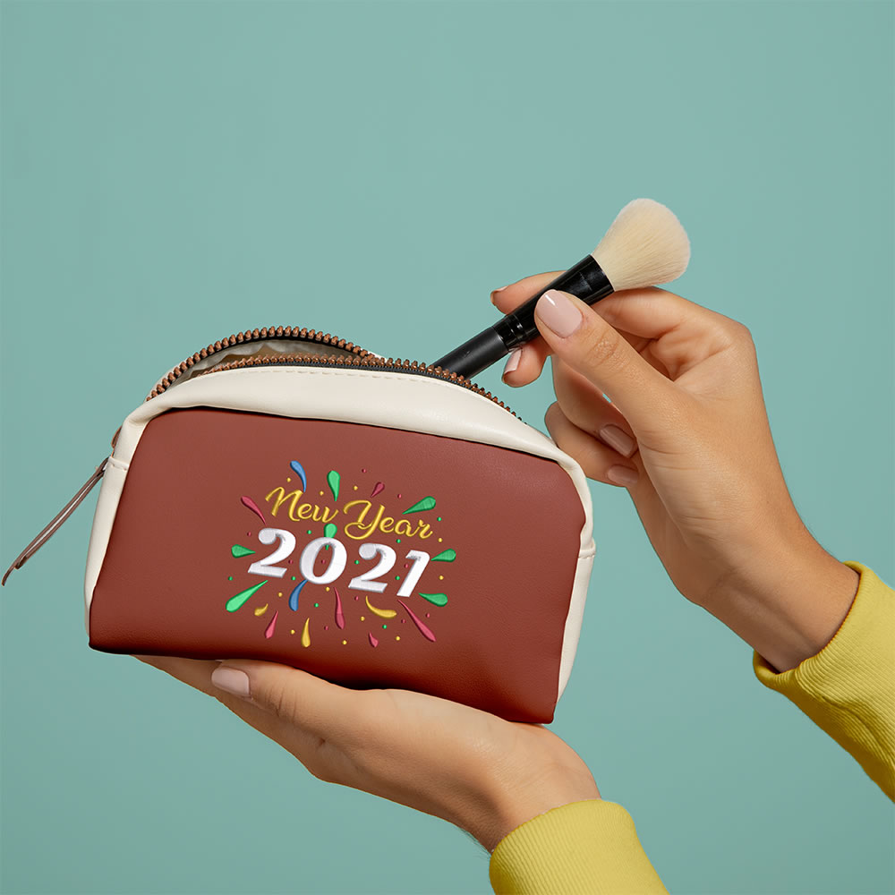 Wishing happy new year Bag