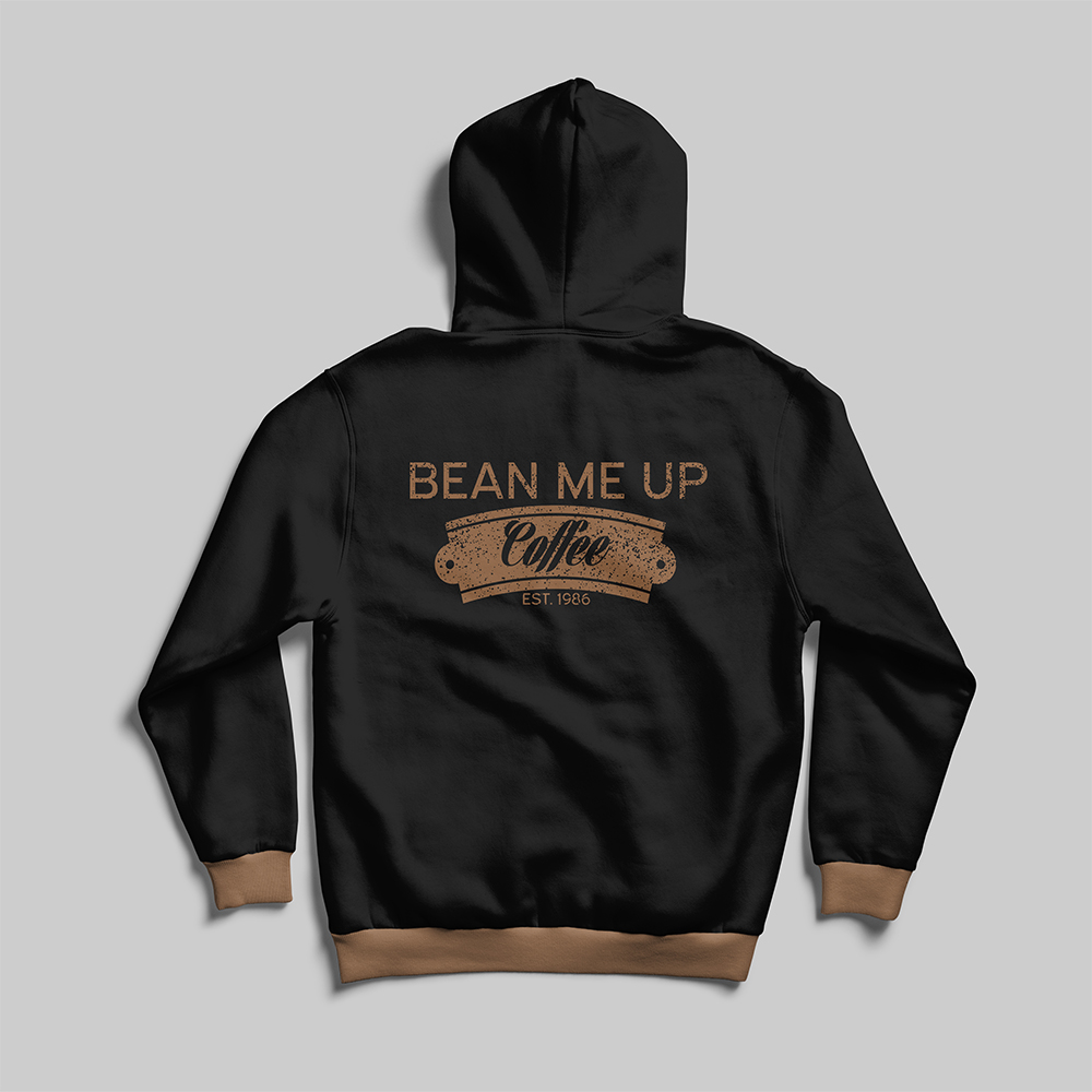 Hoodies For Bean Me Up Coffee