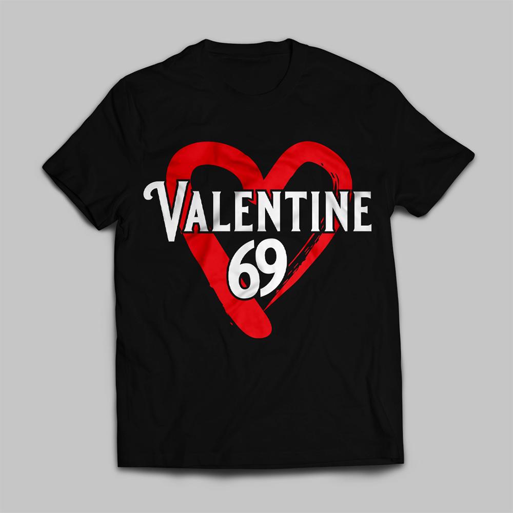 Valentine 69 Vector T-shirt