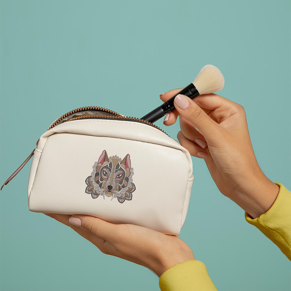 Embroidery Design: Bag Dog ART