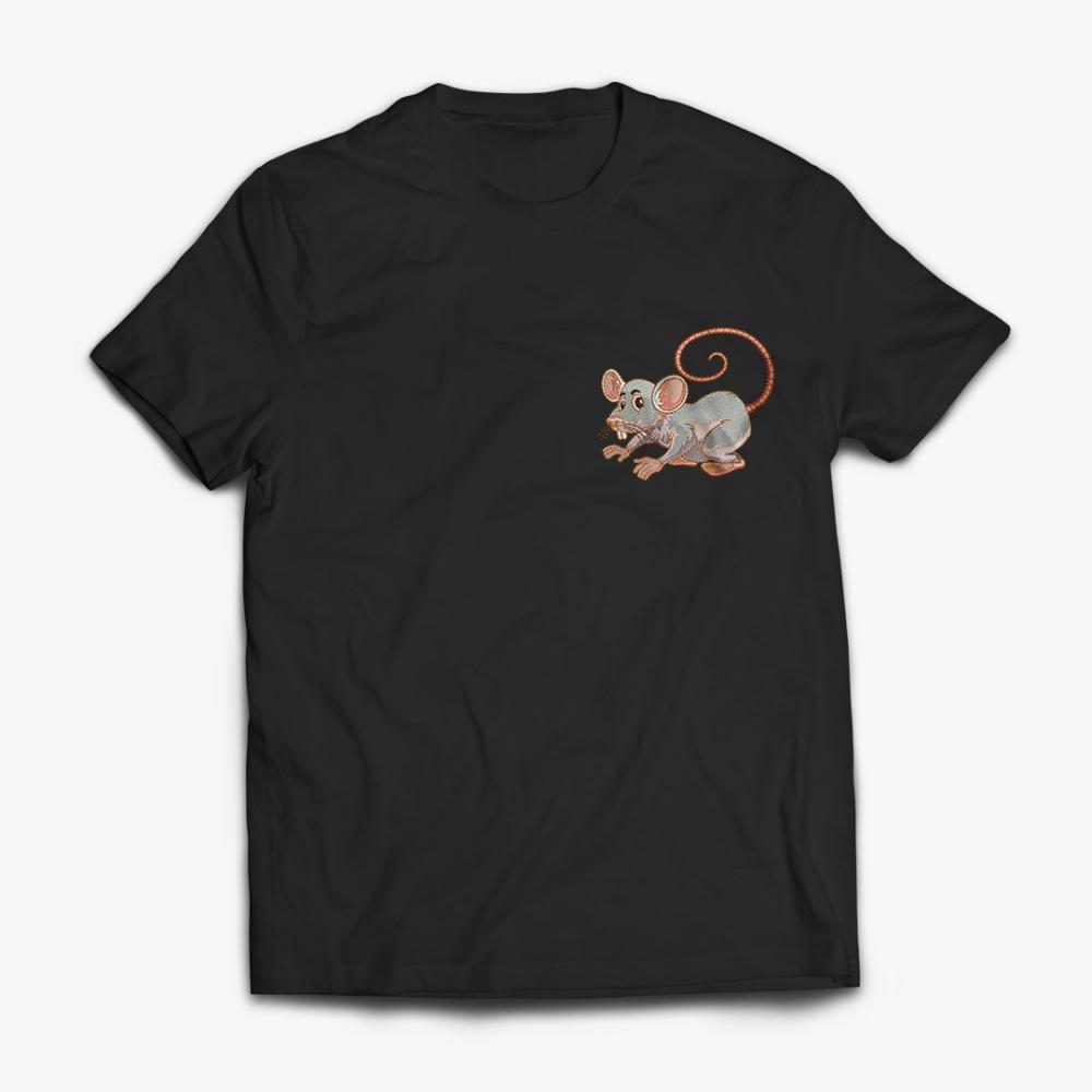 Cre8iveSkill's  Mischievous Mouse T-Shirt Mock-UP Design