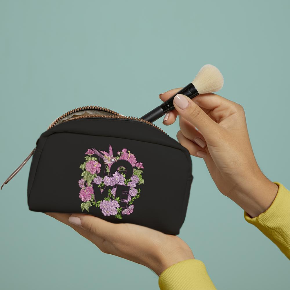 Cre8iveSkill's Embroidery Design Flower Love Bag Mockup