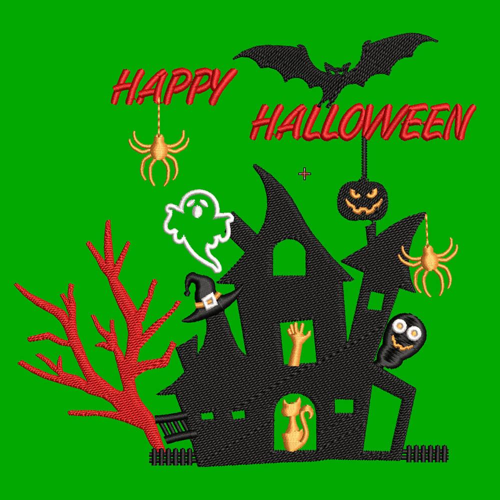 Spooky Home