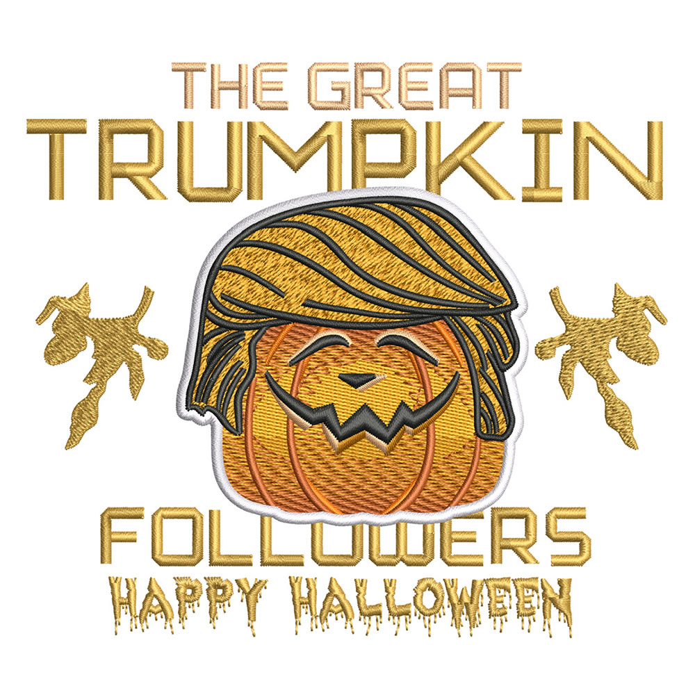 The Halloween Trumpkin
