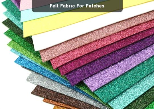Felt Fabric for Patches