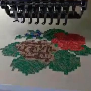 Cross Stitch Embroidery Design Pattern