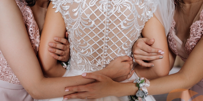 Bridal Wear Embroidery