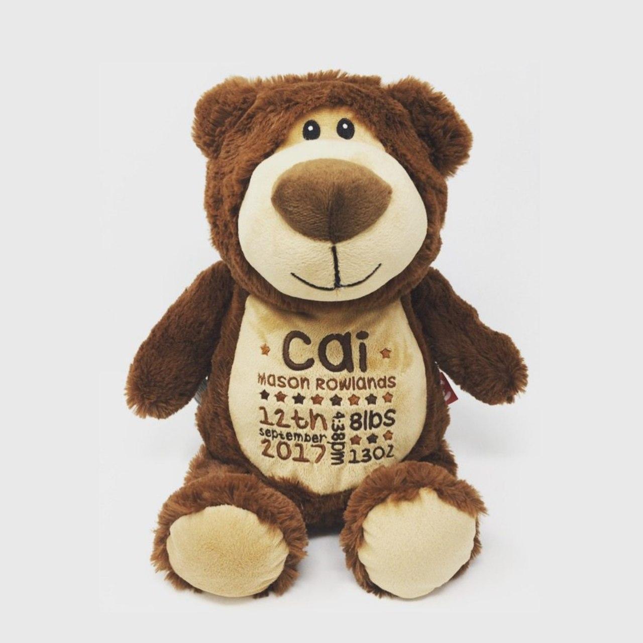 teddy digitized